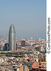 Barcelona - City of Barcelona, Spain