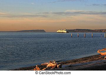 barco del transbordador, #3