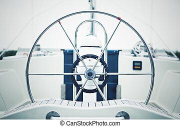 barco, entrepuente