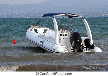 barco motriz