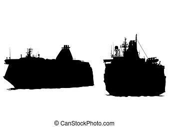 barco passageiro