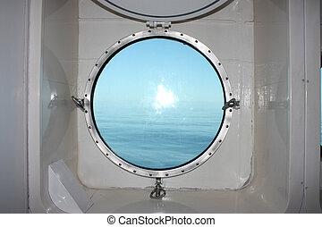 barco, portilla