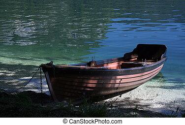 barco remos