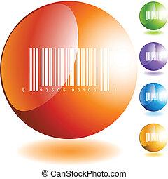barcode, アイコン