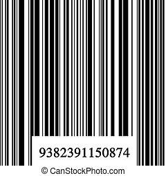barcode, 数