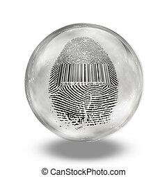 Barcode Fingerprint