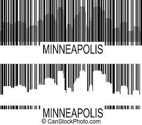 barcode, minneapolis