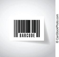 barcode or upc illustration