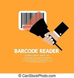 Barcode Reader.