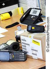 barcode scanner  - handheld barcode scanner