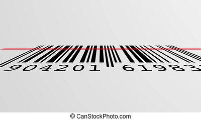 barcode scanning process