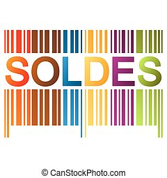 Barcode SOLDES