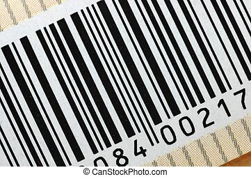 Barcode macro