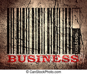 barcode, text, laden, bar, erfolg