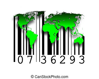 barcode world maps