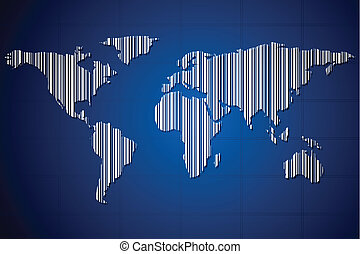 Barcoded Earth