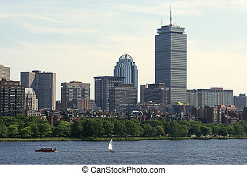 barcos, boston