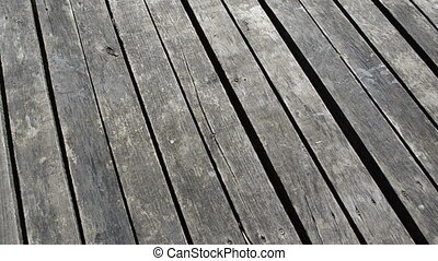 barefoot girl bridge