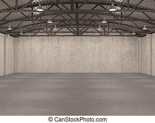 barehouse empty
