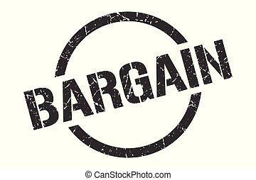bargain stamp