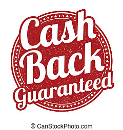 bargeld, zurück, briefmarke