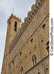 Bargello Palace in Florence