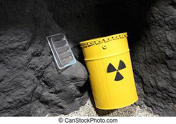 barile, atomico