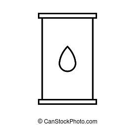 barile, olio