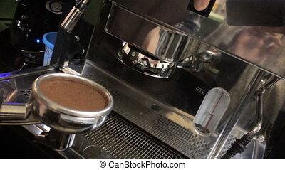 Barista includes a coffee machine in the coffee bar.