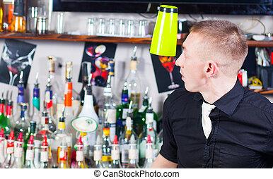 barkeeper, handlung