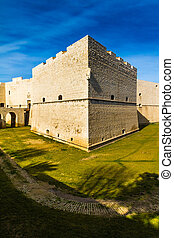 Barletta castle