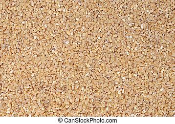 Barley fine food background