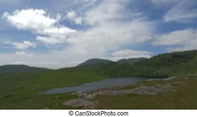 Barley Lake, County Cork, Ireland - Native Version - Native...