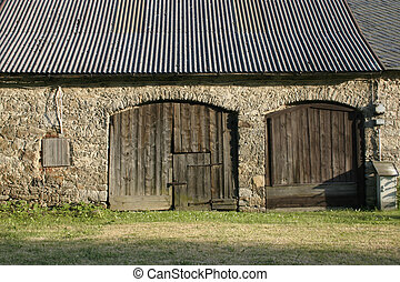 doors - barn doors