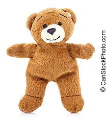 barn, leksak, nallebjörn