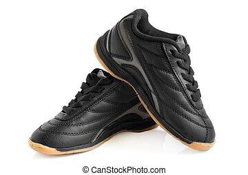 barn, sport sko