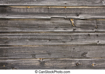Old Barn Planks on a wall