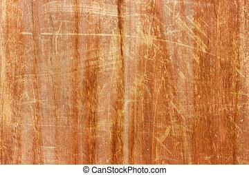 barna, öreg, fából való, fény, erdő, háttér, elhasználódás, ...