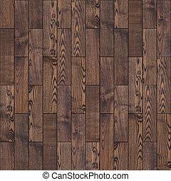 barna, seamless, floor., erdő, parketta, texture.