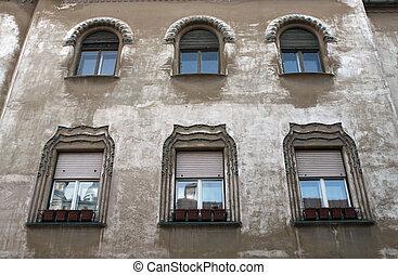 Barock architecture - baroque (barock) architecture in...