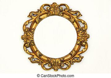 Barofque frame