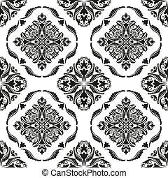 barok, textuur