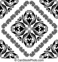 barok, versieringen