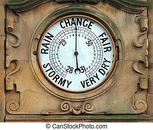 Barometer - Weather barometer