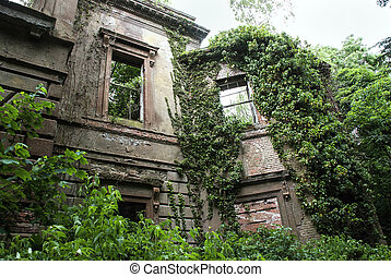 Baron Hill House