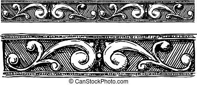 baroque architectural detail.