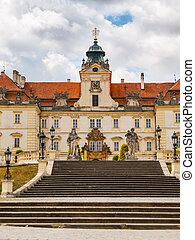 Baroque castle Valtice