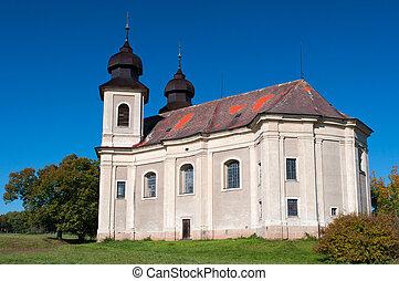Baroque Chapel