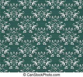 Baroque Seamless Pattern.