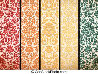 Baroque - Vertical banners